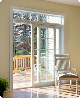 Vinyl Patio Door Royal Thermal View